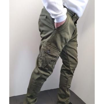 Kalhoty zateplené H5586
