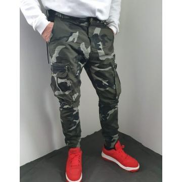 Maskáčové kalhoty Lucky 830