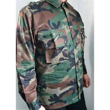 Košile woodland Patton