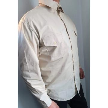 Košile béžová 01