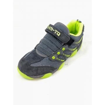 Dětské boty XHM-TQ zelené