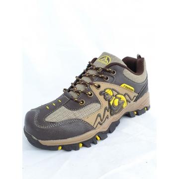 Dětské boty BB brown/yellow