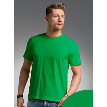 Zelené tričko Geffer krátký...