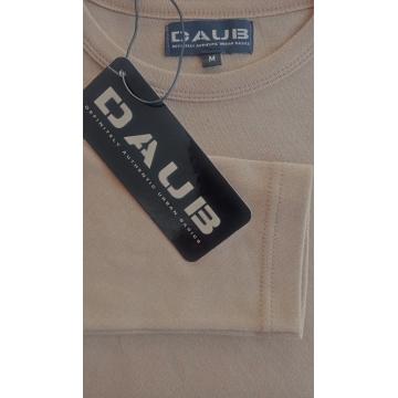Béžové tričko dlouhý rukáv
