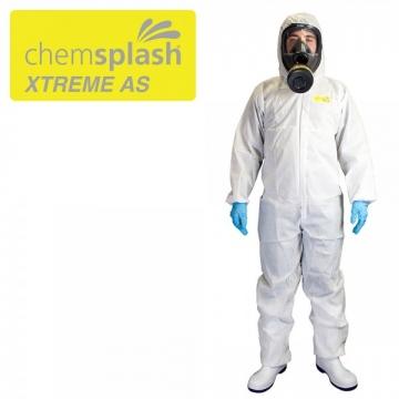 Ochranný antistatický oblek...