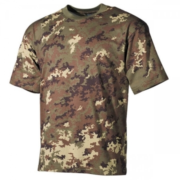 ARMY maskáčové tričko