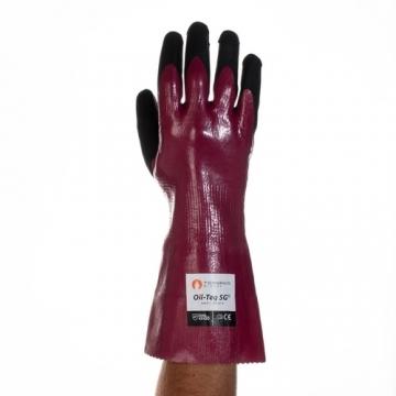 Pracovní rukavice Oil-Teq 5G
