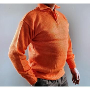 Svetr BluCity oranžový