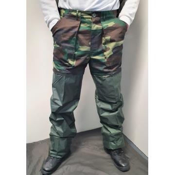 Kalhoty maskáčové 2v1UN01