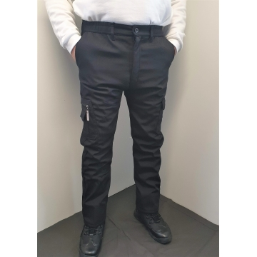 Kalhoty Urban černé