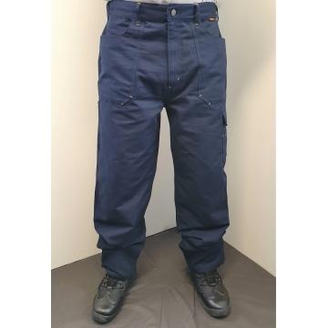 Pracovní kalhoty modré Beta...