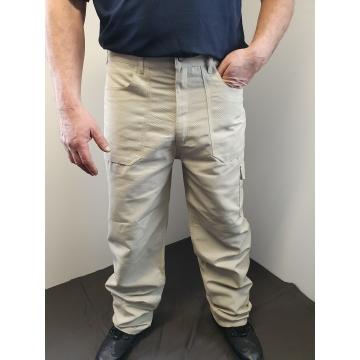 Pracovní kalhoty béžové...